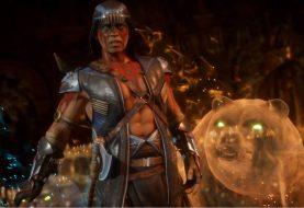 گیم پلی Night Wolf در Mortal Kombat 11