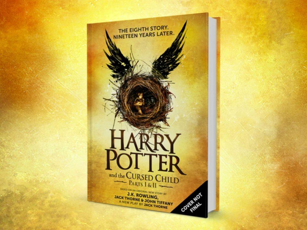 کتاب هری پاتر و فرزند نفرین شده