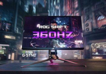 ایسوس و انویدیا در حال ساخت مانیتور 360Hz هستند
