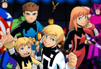 Power Pack جدید از سوی کمپانی Marvel معرفی شد!